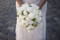 Wedding bouquet Stock Images