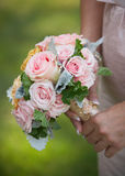 wedding bouquet Stock Photo