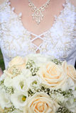The wedding bouquet Royalty Free Stock Images