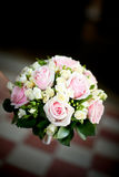 Wedding bouquet. With blured background Royalty Free Stock Photo