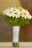 Wedding bouquet on background Royalty Free Stock Photos