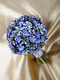 Wedding bouquet of the bride Stock Photos