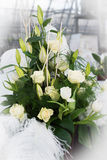 Wedding bouquet for the bride Royalty Free Stock Images