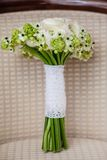 Wedding bouquet. Close up of wedding bouquet Royalty Free Stock Photo
