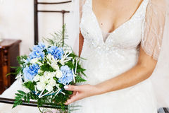 bride bouquet Royalty Free Stock Images