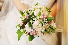 bride bouquet Royalty Free Stock Photos