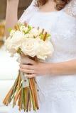 bride bouquet Stock Photography