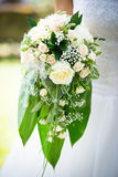 Wedding bouquet close-up Stock Photo