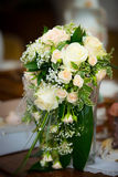 Wedding bouquet close-up Royalty Free Stock Photography