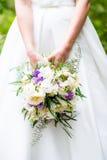 Wedding bouquet Royalty Free Stock Photos