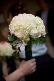 Wedding bouquet flower arrangement Royalty Free Stock Images