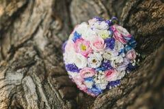Wedding bouquet flowers Royalty Free Stock Photos