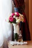 Wedding bouquet of flowers Stock Photos