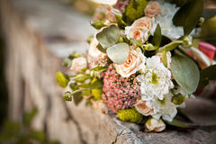 Wedding bouquet. Royalty Free Stock Photography