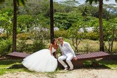 Wedding bouquet of frangipani Royalty Free Stock Photo