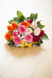 Wedding bouquet isolated Royalty Free Stock Image