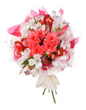Wedding bouquet isolated Royalty Free Stock Photography