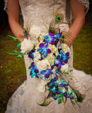 Wedding Bridal bouquet Royalty Free Stock Photo