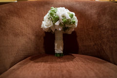 Wedding bouquet. A wedding bouquet Stock Photos