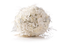 Wedding bouquet on a white background Stock Photography