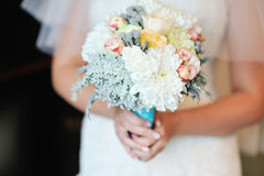 Wedding bouquet Royalty Free Stock Photo