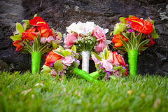 Free Wedding Bouquets Stock Photos - 37376473