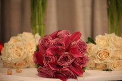 Wedding bouquets Royalty Free Stock Photos