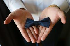 Wedding bow Stock Photo