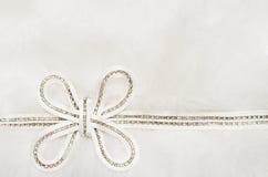 Wedding bow Stock Images