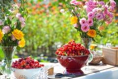 Wedding, Bridal цветки ливня Стоковые Фотографии RF