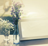Wedding, Bridal цветки ливня Стоковая Фотография