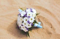 Wedding bridal bouquet Stock Photo