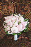 Wedding bridal bouquet Royalty Free Stock Photos