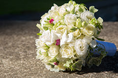 Wedding bridal bouquet Stock Photo