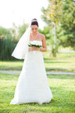 Wedding bride Stock Photography