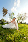 Wedding bride Royalty Free Stock Photography