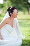 Wedding bride Royalty Free Stock Images