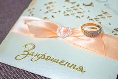 Wedding bride attributes Royalty Free Stock Image
