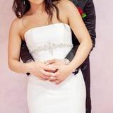 Wedding spouse Stock Image
