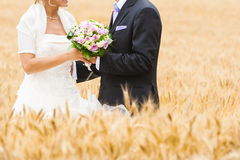 Wedding spouse Royalty Free Stock Images