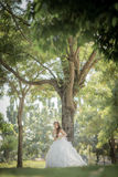 Wedding. Bride and groom image I'm in love Stock Image