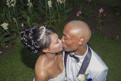 Wedding Bride Groom Stock Image