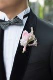 Wedding brooch Royalty Free Stock Photography