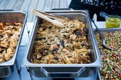 Wedding Buffet Food Detail