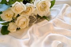 Wedding bunch royalty free stock photography