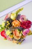 Wedding Bunch flowers Royalty Free Stock Photo