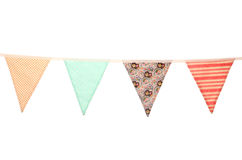 Wedding bunting Stock Images