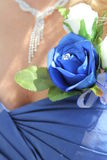 Wedding buttonhole Royalty Free Stock Photos