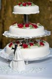 Wedding Cake stock photography