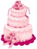 Wedding cake Royalty Free Stock Image